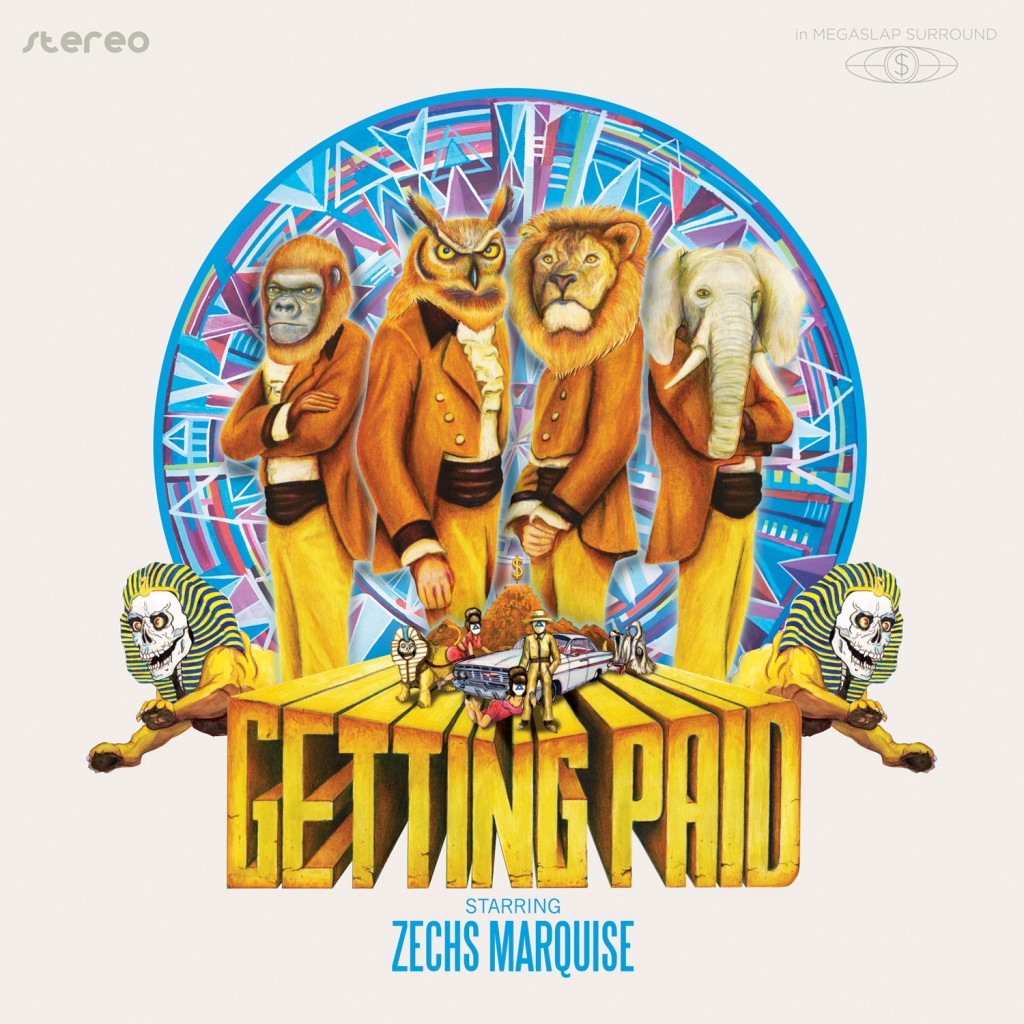 gettingpaid 1024x1024 Check Out: Zechs Marquise   Everlasting Beacon of Light (CoS Premiere)