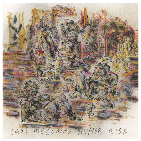 humorrisk cover web Cass McCombs to release second album in 2011: Humor Risk