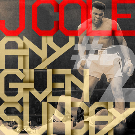 j cole any given sunday 2 Download: J. Coles Any Given Sunday Vol. 2