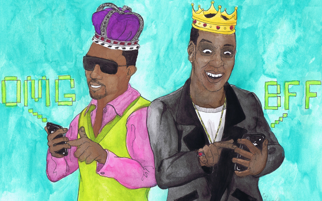 kanye jay z feat Rise to the Throne: The Collaborative Highlights of Jay Z and Kanye West