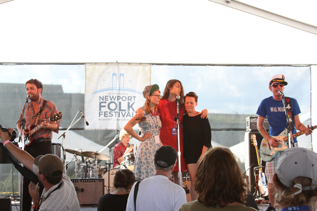 middle brother 27 Festival Review: CoS at Newport Folk Festival 2011