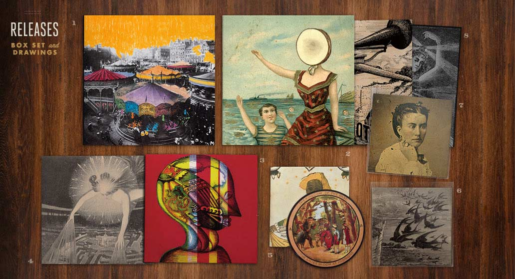 neutral milk hotel box set Jeff Mangum readies massive Neutral Milk Hotel back catalogue box set