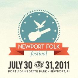 newport small Festival Review: CoS at Newport Folk Festival 2011