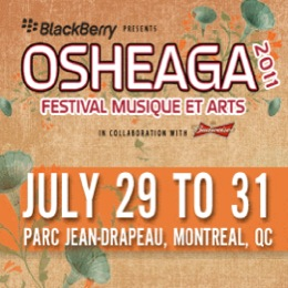 osheaga 20111 Festival Review: CoS at Osheaga 2011