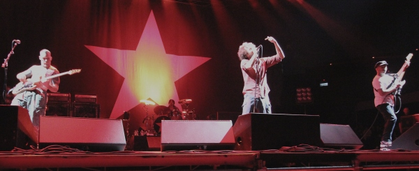 ratmkroq Live Review: Rage Against the Machine, Muse, Lauryn Hill at LA Rising 2011
