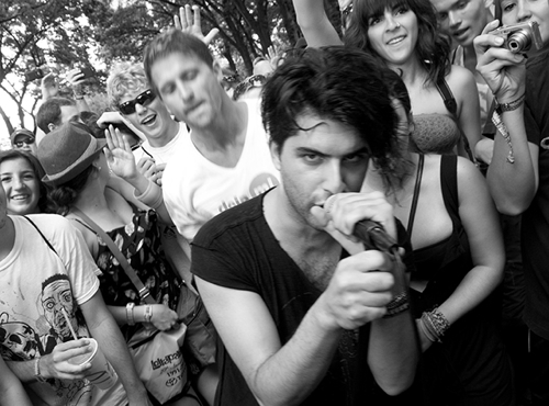 the chain gang of 1974 8 Lollapalooza 2011 Saturday Photos: Ellie Goulding, Lykke Li, DFA 1979