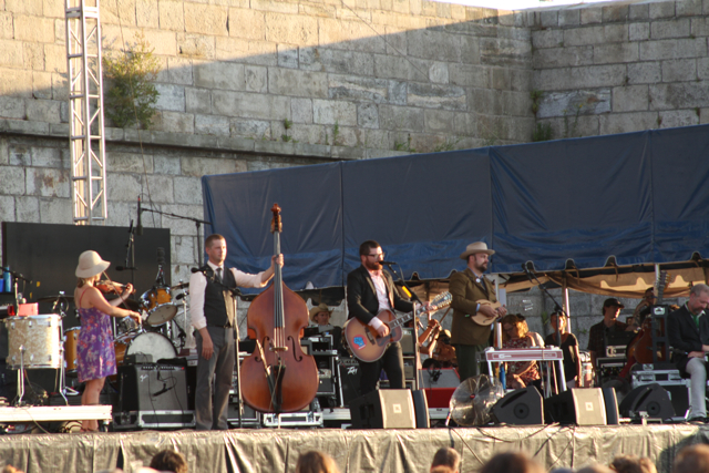 the decemberists 14 Festival Review: CoS at Newport Folk Festival 2011