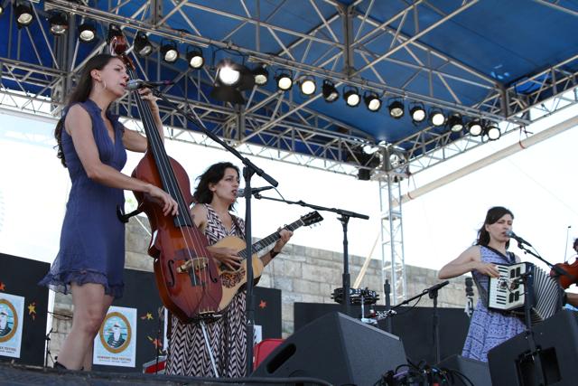 the wailin jennys 11 Festival Review: CoS at Newport Folk Festival 2011