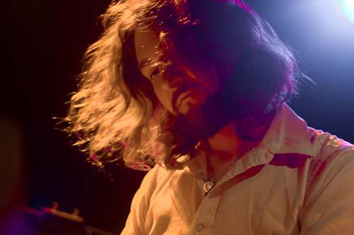 wod caveman 7 Live Review: The War on Drugs, Caveman at Chicagos Schubas (8/27)