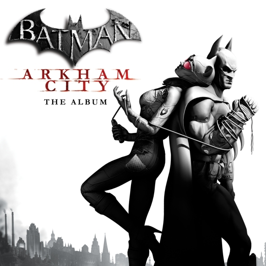 "arkham city album cover Check Out: ††† (Crosses)   ""The Years"" (CoS Premiere)"