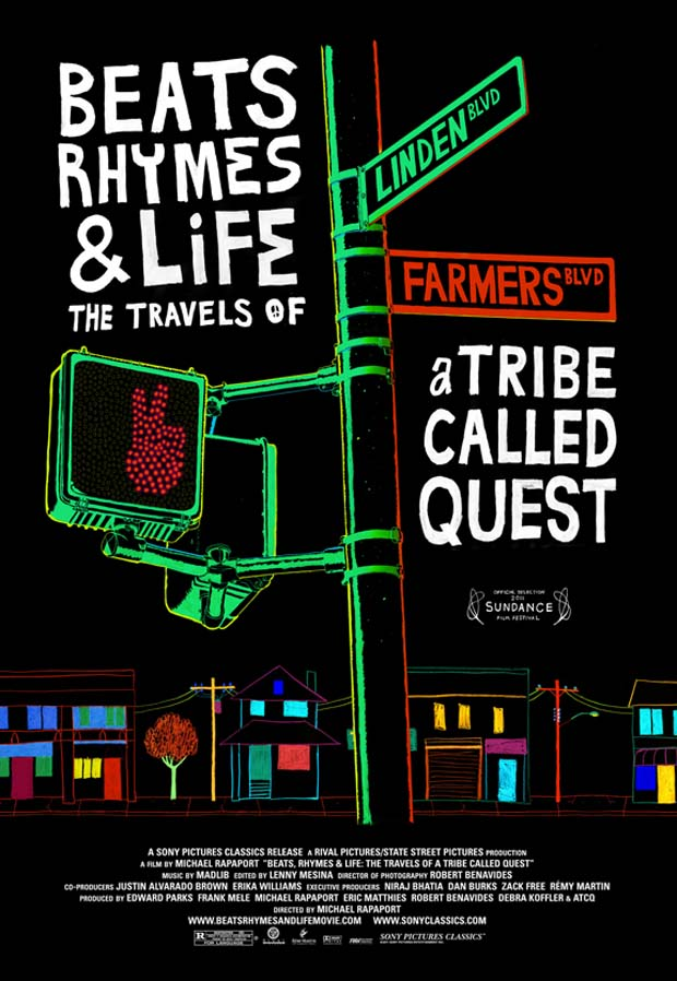 beats rhymes and life the travels of a tribe called quest Michael Rapaports A Tribe Called Quest documentary due on DVD this October