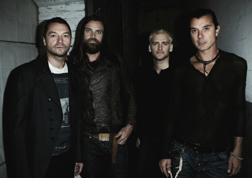 bush Interview: Gavin Rossdale (of Bush)
