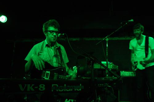 img 7412 Live Review: Megafaun at Washington, DC's Red Palace (9/23)