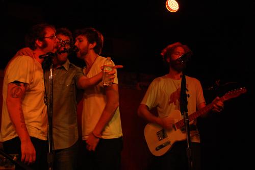 img 7441 Live Review: Megafaun at Washington, DC's Red Palace (9/23)