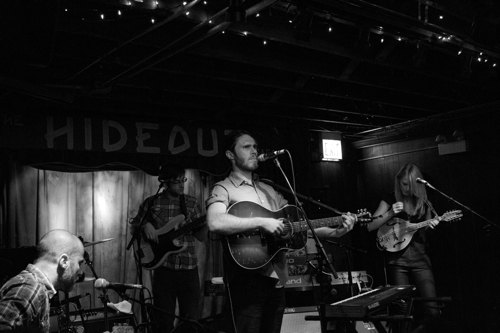 Live Review: James Vincent McMorrow at Chicago's Hideout (9