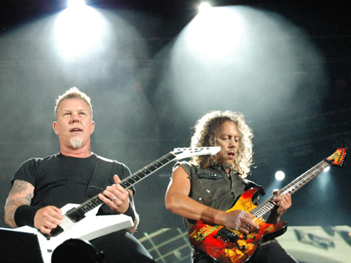 metallica04 Live Review: The Big 4 at NYs Yankee Stadium (9/14)