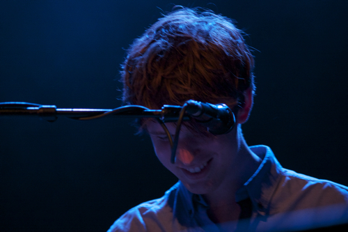 mg 0115 Video: James Blake debuts new song Once We All Agree