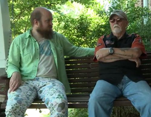 on the road doc Trailer: On the Road w/ Tim Harrington & Jesse Hughes
