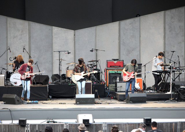 smithwestershollywood Live Review: TV on the Radio, Arctic Monkeys, Panda Bear at the Hollywood Bowl (9/25)