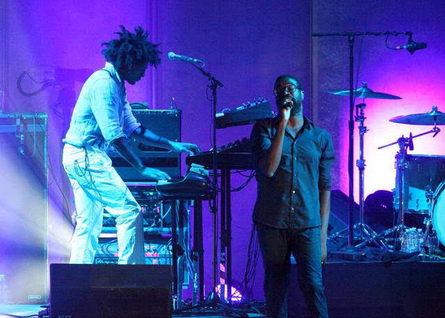 tvontheradio Live Review: TV on the Radio, Arctic Monkeys, Panda Bear at the Hollywood Bowl (9/25)