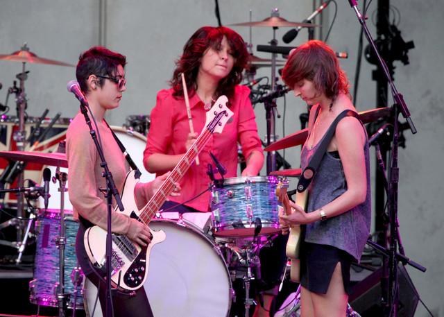 warpainthollywood Live Review: TV on the Radio, Arctic Monkeys, Panda Bear at the Hollywood Bowl (9/25)