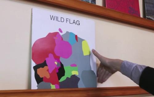 wild flag romance video Video: Wild Flag   Romance