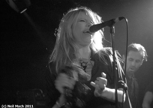 6240335092 951b2b4e74 Live Review: The Duke Spirit at Londons Camden Barfly (10/12)