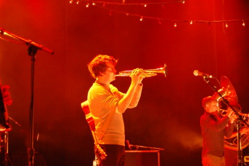 beirutgreek2 Live Review: Beirut at The Greek in L.A. (10/4)