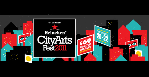city arts fest 2011 Win a pair of tickets to Seattles City Arts Festival 2011
