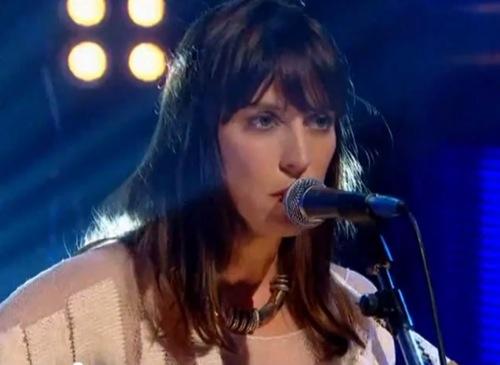 feist jools 1 Video: Bon Iver, Feist, Mastodon hit Jools Holland, pt. 2