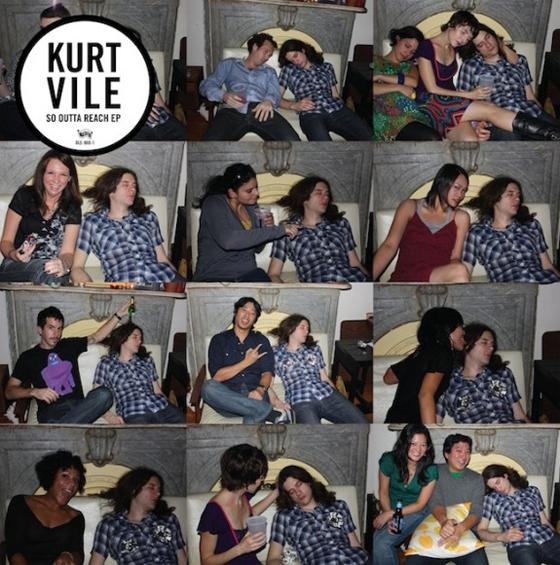 """kurt vile so outta reach Check Out: Kurt Vile   """"Life's a Beach"""""""