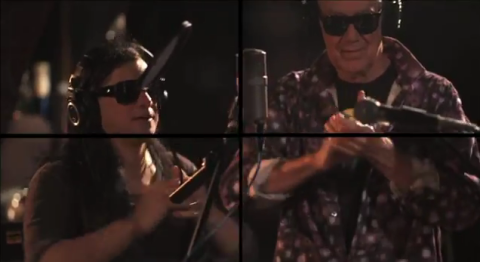 re generation first look youtube1 Remaining members of The Doors recording with Skrillex