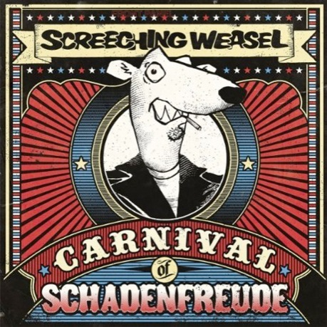 screech Screeching Weasel returns with new EP: Carnival of Schadenfreude