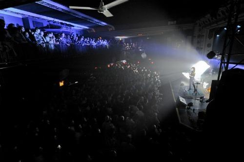 stvincentschuering2 Live Review: St. Vincent at Chicago's Metro (10/5)
