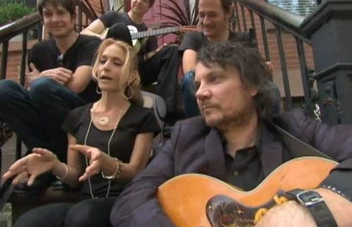 wilco talk stoop Video: Wilco on Talk Stoop