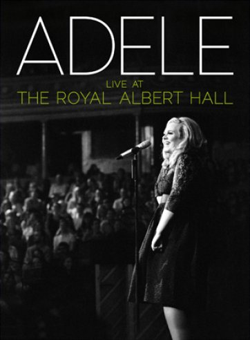 alrah Webcast: Adeles Live at the Royal Albert Hall concert film