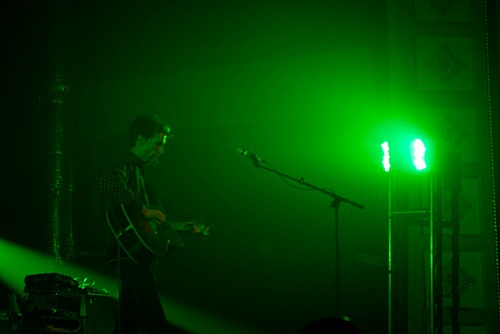 atlassoundrearick Live Review: Built to Spill, Atlas Sound at Carnegie Library in Braddock, PA (11/11)