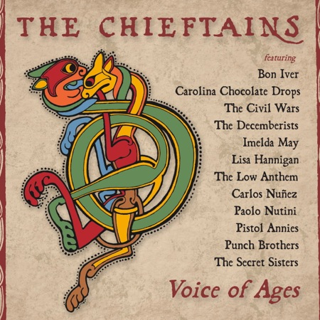 chieftans voice of ages 1 Bon Iver, The Decemberists collaborate with The Chieftains