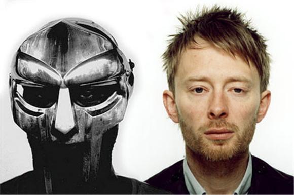 "doom yorke Check Out: DOOM, Thom Yorke & Jonny Greenwood   ""Retarded Fren"""