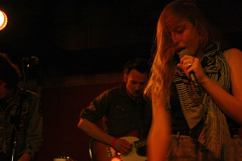 friends1 Live Review: Friends, Ganglians at D.C.'s Red Palace (11/15)