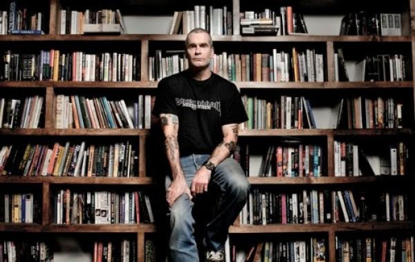 henry rollins e1340821541233 Henry Rollins announces globe trotting spoken word tour