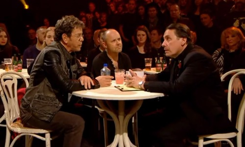 lulu jools Video: Lou Reed and Metallica bring Lulu to Jools Holland, pt. 2