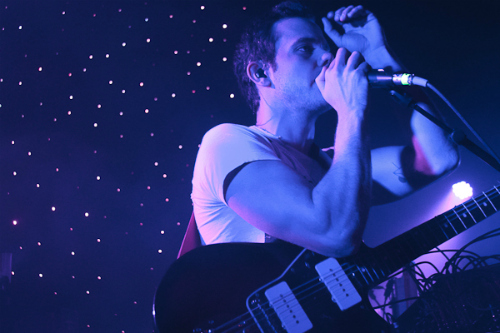 m83 4 Live Review: M83, Active Child at Chicago's Lincoln Hall (11/17)