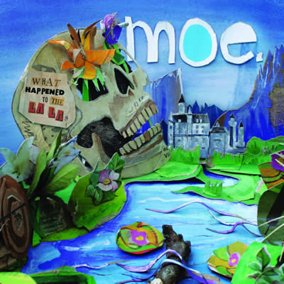 moe lalas cover lores moe. returns with What Happened To The La Las