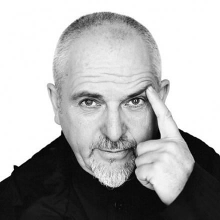 peter gabriel Webcast: Peter Gabriel Live on Letterman