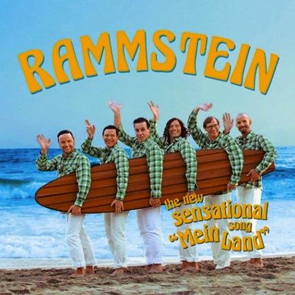 rammstein mein land 1 Check Out: Mogwai remixes Rammstein