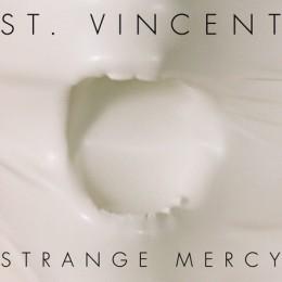 st vincent strange mercy 260x260 Interview: Annie Clark (of St. Vincent)
