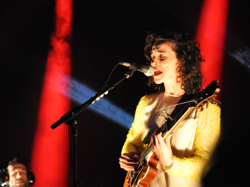 stvincent1 Interview: Annie Clark (of St. Vincent)