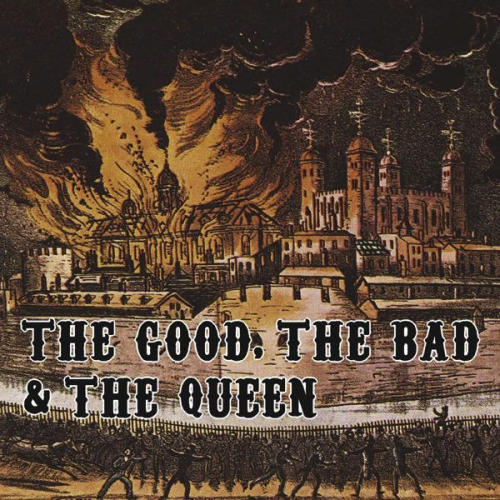 the good the bad the queen Video: The Good, The Bad & The Queen cover Gorillaz