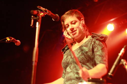 tune7 Live Review: tUnE yArDs at Minneapolis First Avenue (11/12)